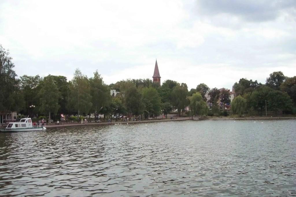 Atrakcje nad jeziorem drweckim