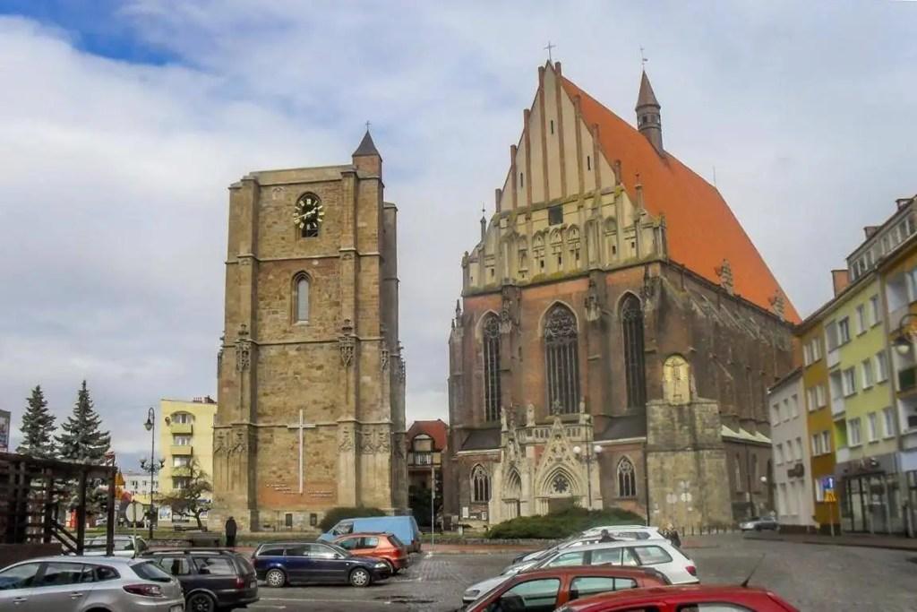 Najpiękniejsze kościoły w Nysie