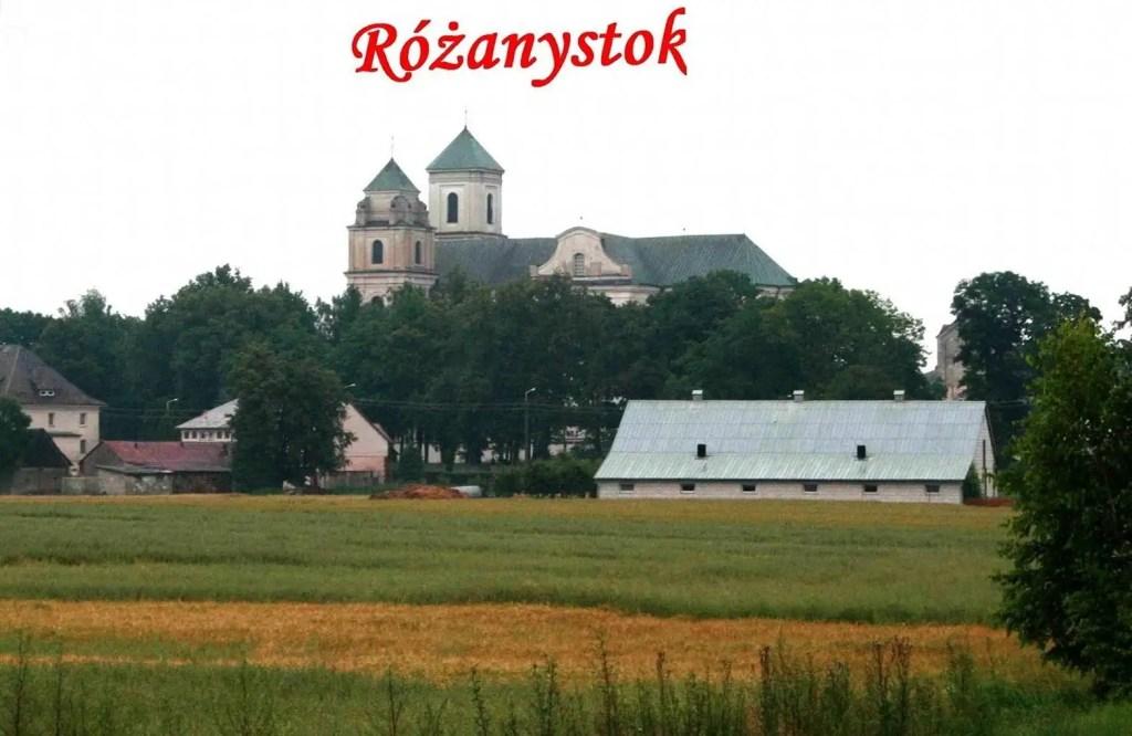 Sanktuarium w Różanymstoku