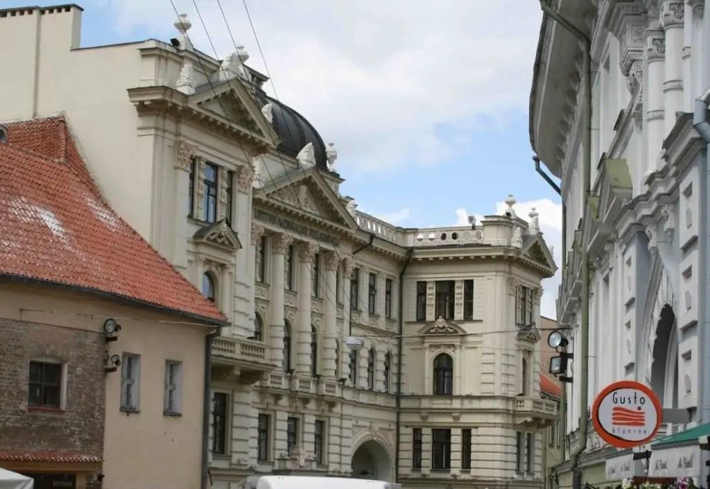 Co warto zobaczyć w Wilnie