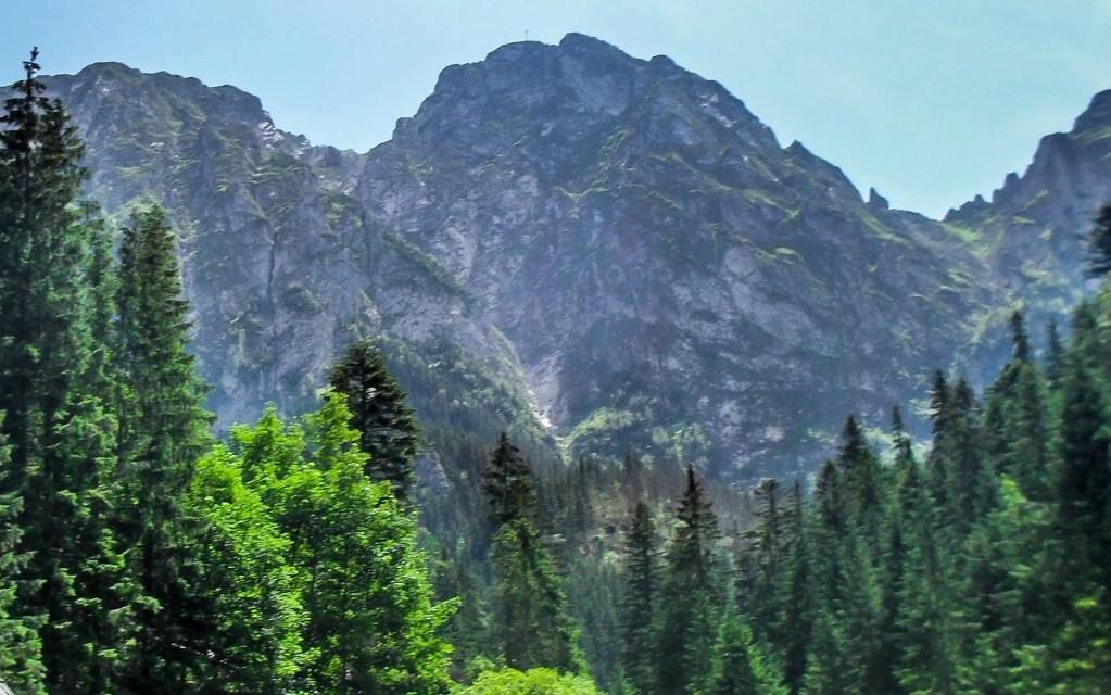 Tatry - najpiękniejsze polskie góry