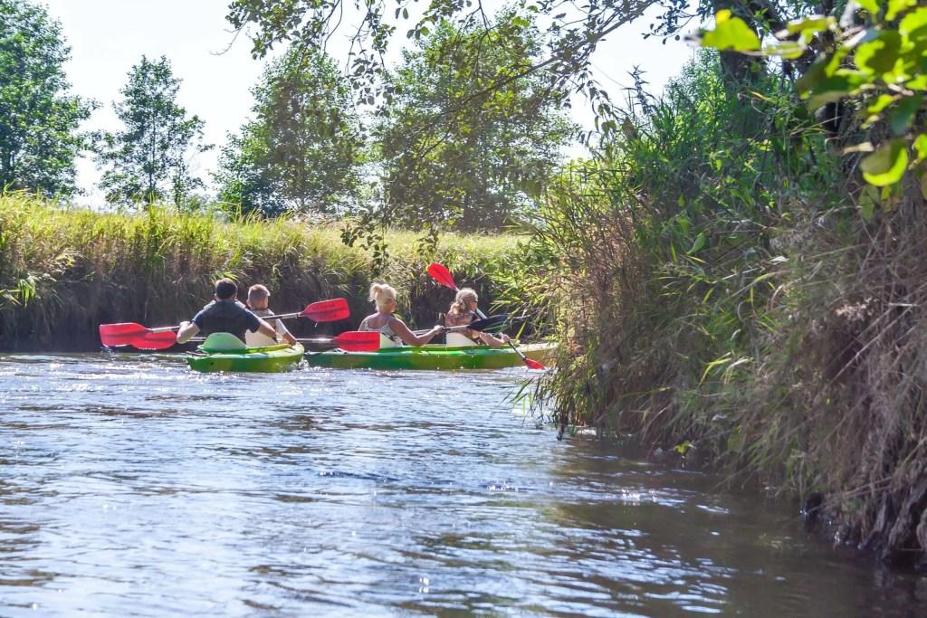 Atrakcje nad rzeką Wieprz
