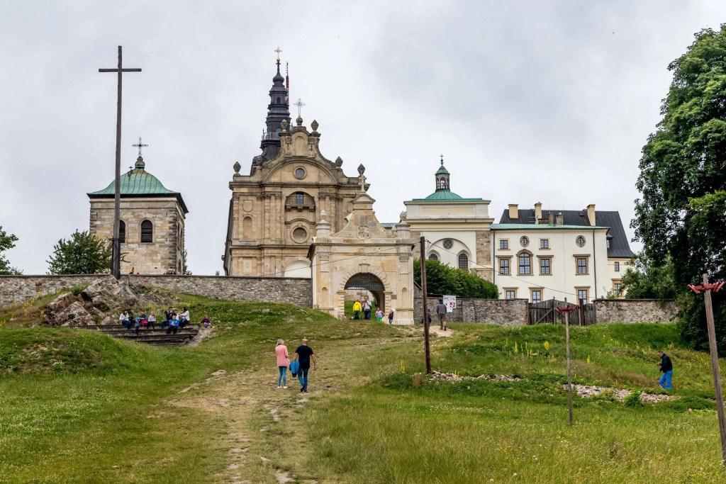 Sanktuarium na Świętym Krzyżu