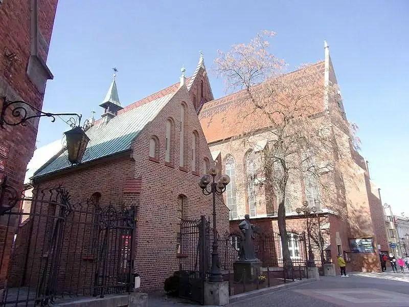 Sanktuarium Maryjne w Oświęcimiu