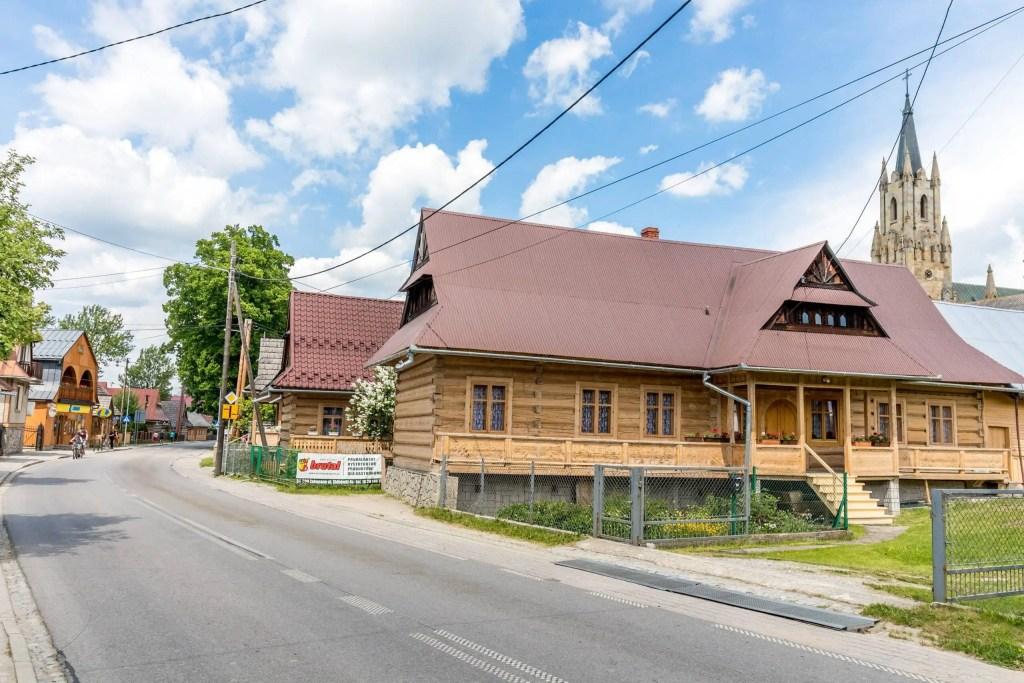 Atrakcje turystyczne w Chochołowie