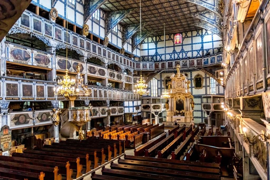 Kościół Pokoju w Jaworze na Dolnym Śląsku