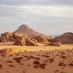Wadi Rum – niesamowita pustynia w Jordanii