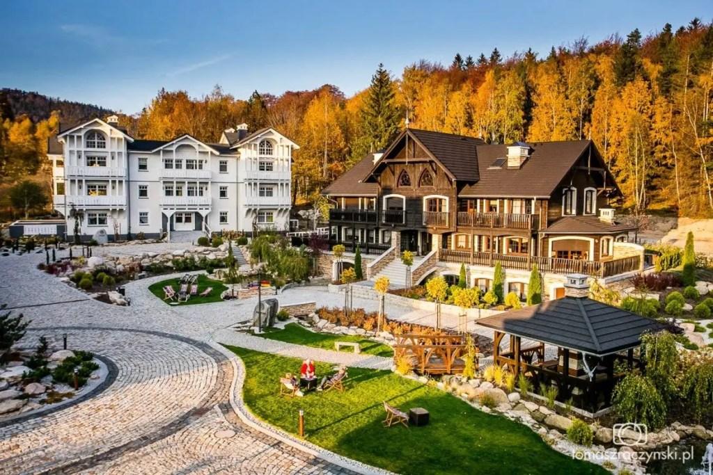 Norweska Dolina w Szklarskiej Porębie