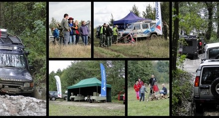 Land Rover Loop 2012 o puchar VB Leasing