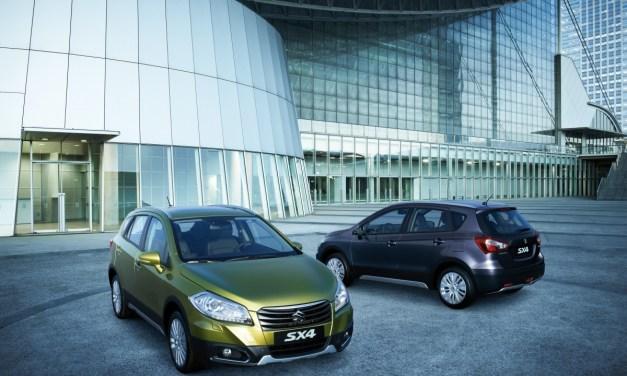 Nadchodzi nowy Suzuki SX4