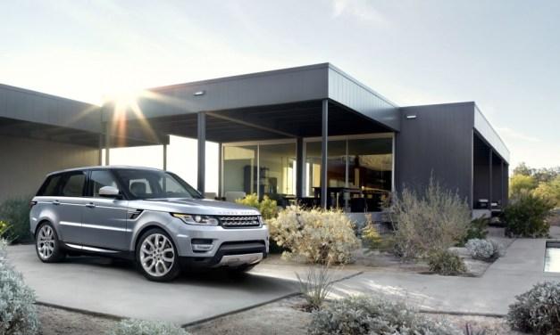 Na bogato – czyli nowy Range Rover Sport