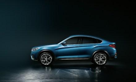 """BMW X4 Concept """"na żywo"""" w BMW Welt"""