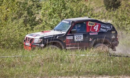VIDEO-relacja z RMF maxxx Kager Rally oczami zawodników RMF4rt