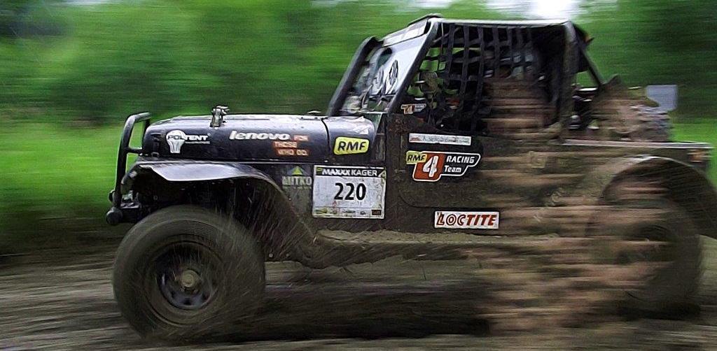RMF4rt w czubie stawki RMF Maxxx Kager Rally