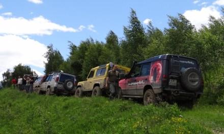 VIDEO-relacja z wyprawy do Rumunii z Przygody4x4.pl