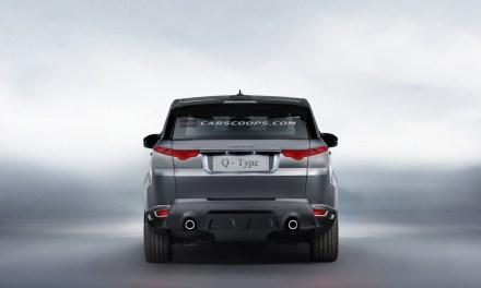 Nadchodzi SUV marki Jaguar !