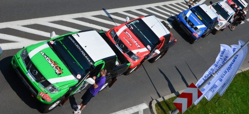 4xDrive Team po rajdzie Baja Carpathia 2013
