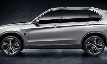BMW Concept X5 eDrive: debiut na IAA 2013