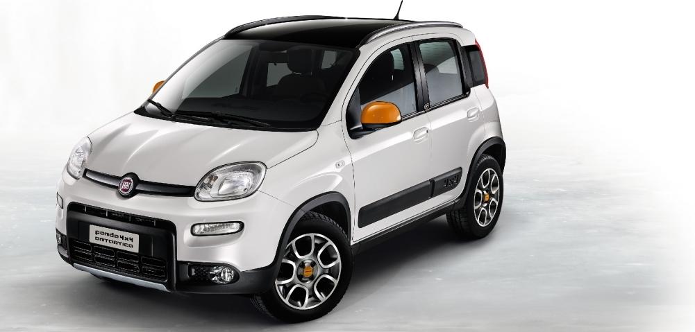 Fiat Panda podbije Antarktykę?