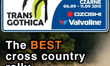 Transgothica i Baja Challenge – czas start !