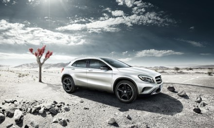 Mercedes-Benz GLA w wersji Edition 1