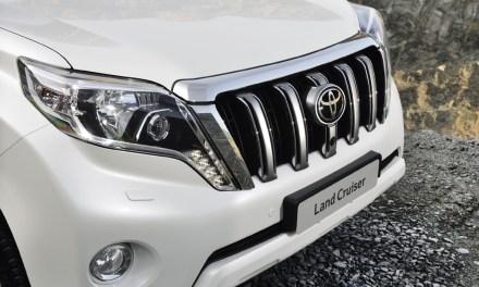 Toyota Land Cruiser 150 – po zmianach