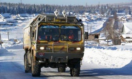 Siberia Arctic Expedition 2015