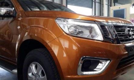 Nissan Navara 2015 – pierwsze zdjęcia