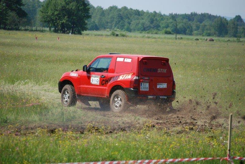 III Eliminacja RMF MAXXX Rally w Mielcu