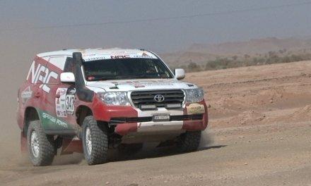 Africa Eco Race 2015 – NAC Rally Team na klasycznej trasie Dakaru