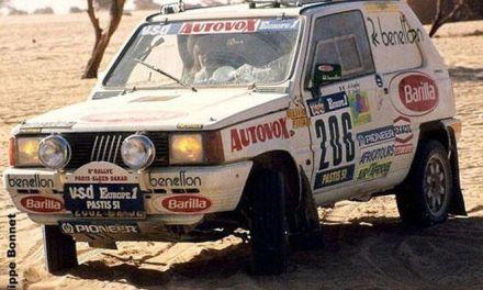Rajd Dakar – tak wyglądał w 1984 roku !