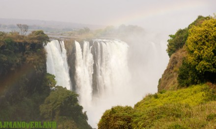 Namibia, Botswana & Victoria Falls – cz.5