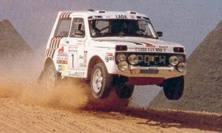 Paryż-Dakar 1983 czyli 123 pojazdy na mecie – VIDEO-wspomnienie