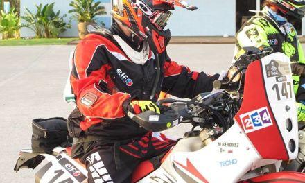 "Dakar 2015: Maciej Berdysz – Dakar w wersji ""hard"""
