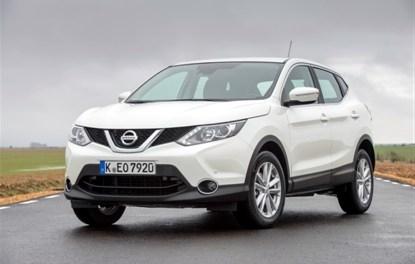 Nissan Qashqai najbezpieczniejszym małym samochodem rodzinnym w 2014 roku