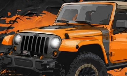 Czy Jeep Wrangler nowej generacji będzie hybrydą?