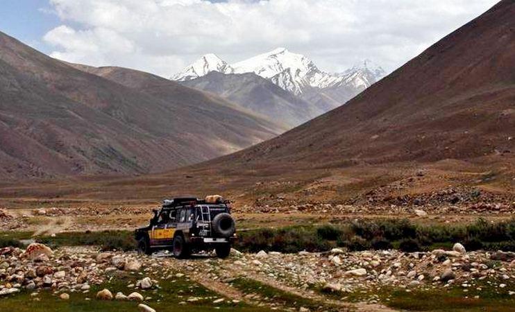 Tadzykistan – OffRoad trip 4×4 z GrupaWschodu
