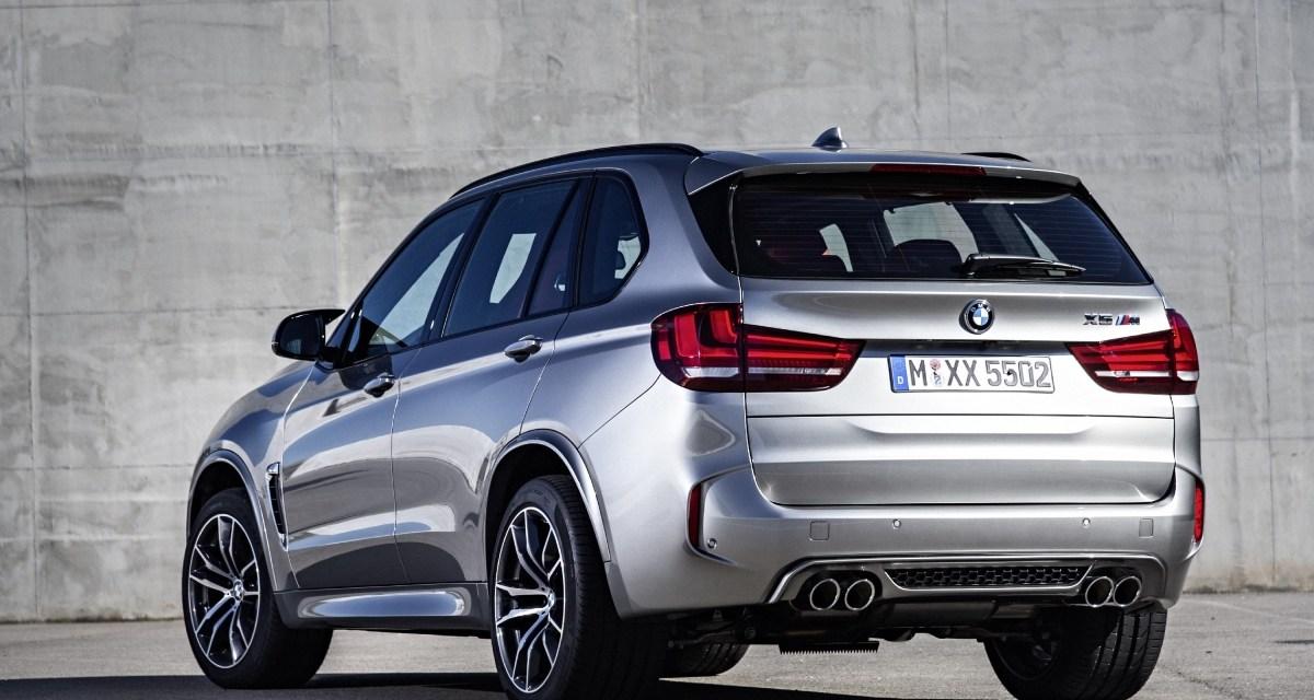 Nadchodzi nowe BMW X5 M i BMW X6 M
