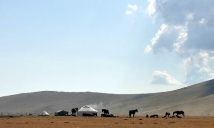 Kirgistan OffRoad trip 4×4 z GrupaWschodu