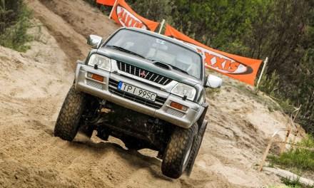 KAGER TERENOWIEC SUPER RALLY  runda II  Sand Edition, Bukowno