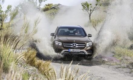 Nowy Mercedes-Benz GLC – powiew świeżości