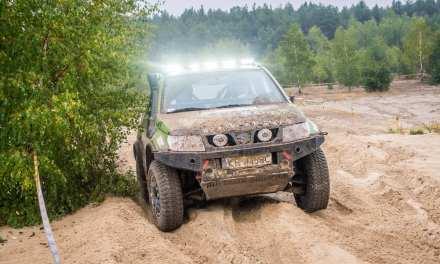 Kager Terenowiec Super Rally epilog w Bukowinie Tatrzańskiej