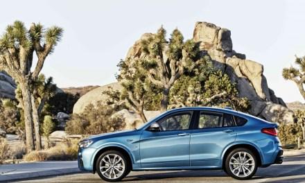 Nowe BMW X4 M40i