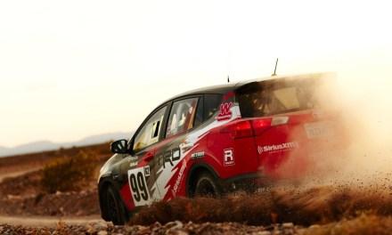 Toyota Rally RAV4 na rajdowo
