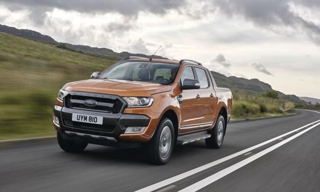 Ford Ranger czyli najlepiej sprzedający się w Europie pick-up