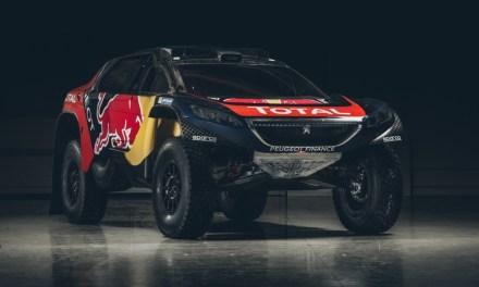 Peugeot 2008 DKR16 i nowe barwy na Rajd Dakar