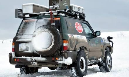 Mobius Eurasian Arctic Challenge 2016