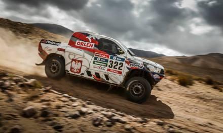 Toyota ogłosiła skład zespołu na Rajd Dakar 2018