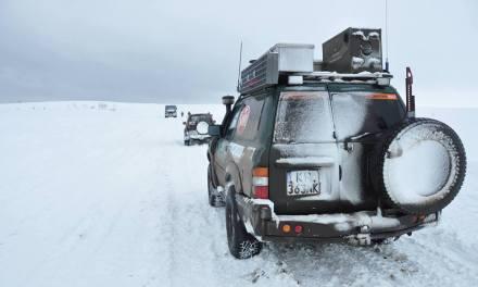 Start Wyprawy Zimowej – MOBIUS Eurasian Arctic Challenge 2016