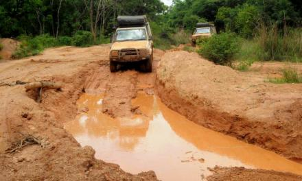 Mazungu jadą do Afryki czyli opowieść o wyprawie do Konga z Passion4Travel